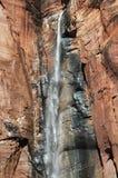 Zion Waterfall Stock Photo