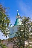 Zion wierza 2007 23 czerwca Jerusalem klasztor nowego Rosji Istra przypuszczenia katedralna dmitrov Kremlin Moscow pocztówkowa re Zdjęcie Royalty Free