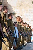 Zionist Military Youth Royalty Free Stock Images