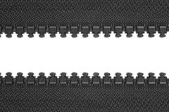 Zip frame. Background for design Stock Images