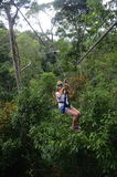 Zip line Stock Photography