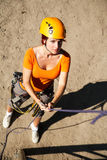Zip-line gear Stock Images