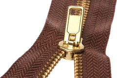 Zip Macro Isolated Stock Images