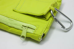 Zip pockets Stock Images