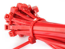 Zip tie Royalty Free Stock Photography
