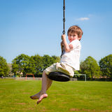 Zip wire Stock Images