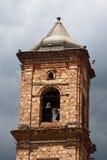 zipaquira башни Колумбии concepcion церков колокола Стоковое Фото
