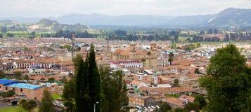 Zipaquira Колумбия Стоковое фото RF