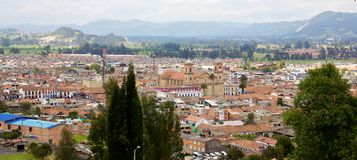 Zipaquira Colombia Royalty Free Stock Photo