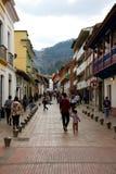 Zipaquira Kolumbia Zdjęcia Royalty Free