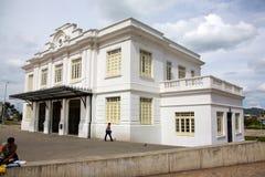 Zipaquira station Arkivbild