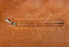 Zipper Royalty Free Stock Image
