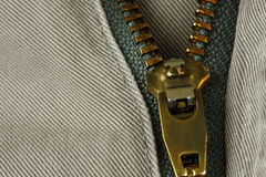Zipper Stock Photography