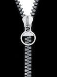 Zipper Foto de Stock Royalty Free