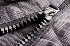 Zipper Royaltyfri Bild