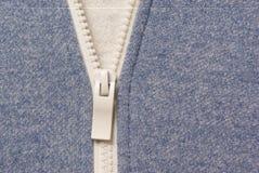 Zipper Foto de Stock