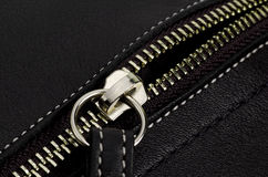 zipper Royaltyfri Foto