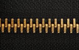 Zipper background Stock Image
