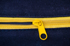 Zipper Bag Stock Images