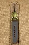 zipper Close up Stock Photo