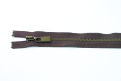zipper för bild för bakgrund 3d isolerad vit Royaltyfri Foto