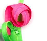 Zipper flower Stock Photography