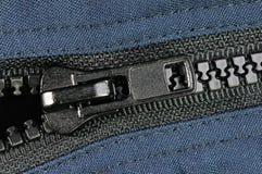 Zipper plástico imagens de stock royalty free