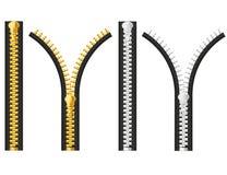 Zipper vector illustration Stock Photo