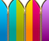 Zippers Stock Images