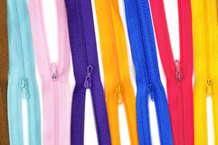 Zippers Fotos de Stock