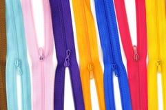 Zippers Stock Photos