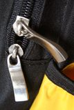 Zippers Royalty Free Stock Photography