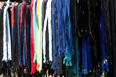 zippers Imagens de Stock Royalty Free