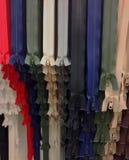 zippers Стоковые Изображения