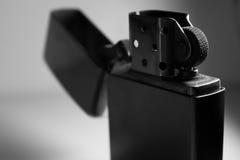 Zippo Στοκ φωτογραφίες με δικαίωμα ελεύθερης χρήσης