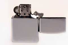 Free Zippo Lighter Royalty Free Stock Photo - 23796745