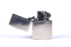 Zippo lighter royalty free stock images