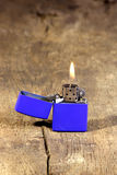 Zippo lighter  Stock Photography