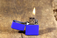 Zippo lighter  Stock Photos