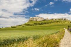 Zipser Castle Spissky hrad Slovakia unesco world heritage attractions. Travel Europe royalty free stock photos
