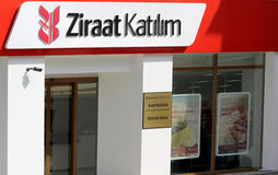 Ziraat Katilim Bankasi Stock Images