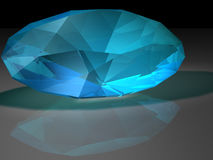 Zircon gemstone Stock Images