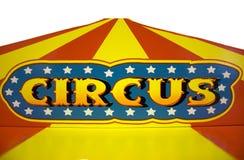 Zirkus Stockbild