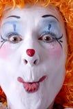 Zirkus-Clown Stockfotografie