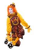 Zirkus-Clown Lizenzfreies Stockbild