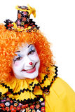Zirkus-Clown Stockfoto