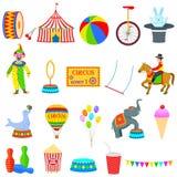 Zirkus-Gegenstand lizenzfreie abbildung