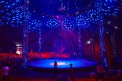 Zirkus-Stadium Lizenzfreies Stockfoto