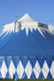Zirkus-Zelt Stockfotografie