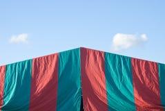 Zirkus-Zelt-Abstraktion Lizenzfreie Stockbilder